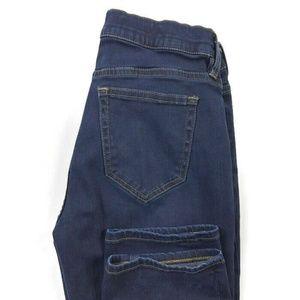 J Crew Reid Skinny Dark Wash Jeans